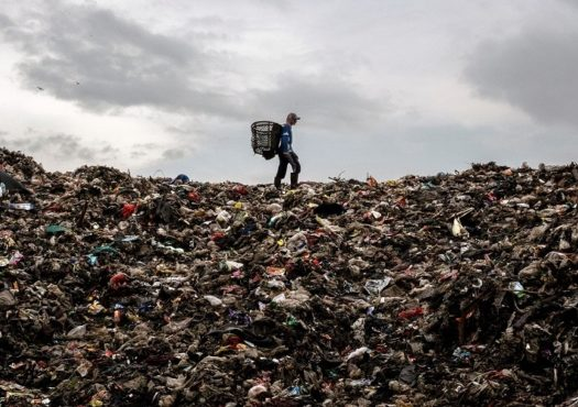 Søppelfylling