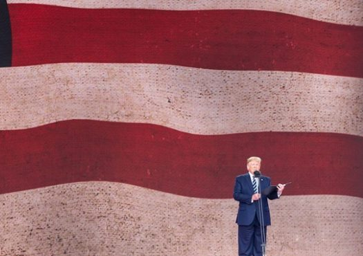 Trumps handelskrig med Kina skaker børsene